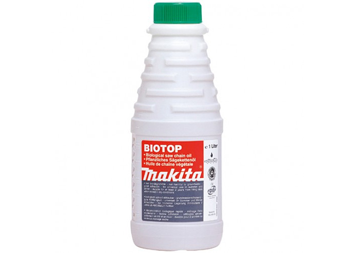 Масло для смазки цепей Biotop MAKITA 1 л (980008610)