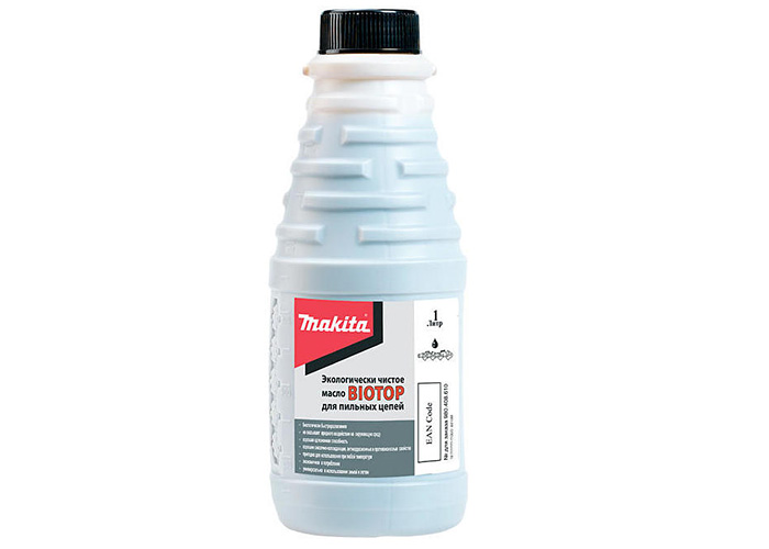 Масло для смазки цепей Biotop MAKITA 1 л (980408610)