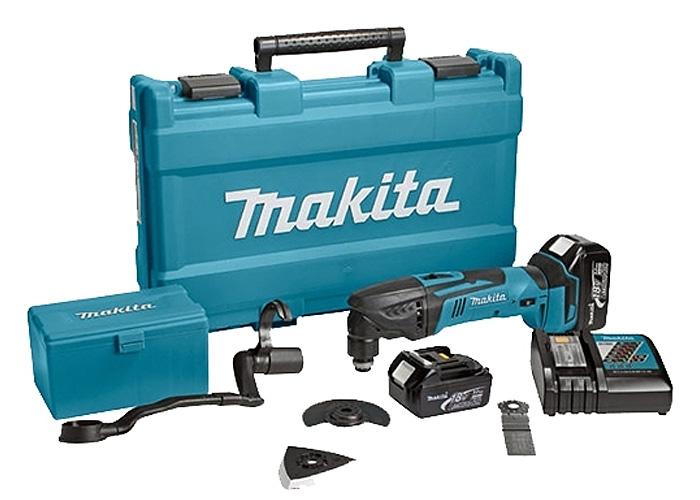 Аккумуляторный мультитул MAKITA DTM50RFEX1