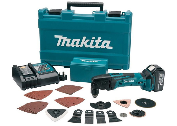 Аккумуляторный мультитул MAKITA DTM50RFEX3