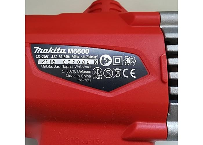 Миксер MAKITA M6600