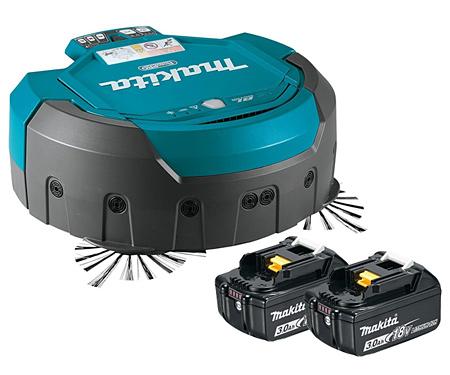 Аккумуляторный робот-пылесос MAKITA DRC200 PROMO