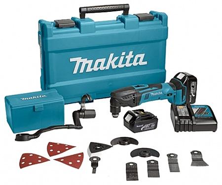 Аккумуляторный мультитул MAKITA DTM50RFEX2